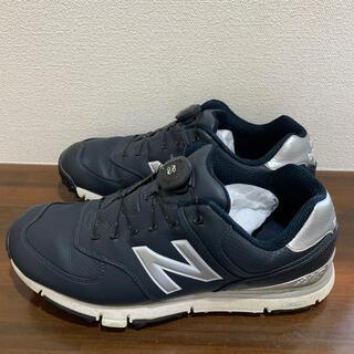 ニューバランス(New Balance)のニューバランス   ゴルフシューズ26.5㎝(シューズ)