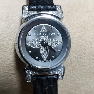 LOUIS VUITTON - 2585ルイヴィトン タンブールビジュ ダイヤモンドクォーツ Q151K