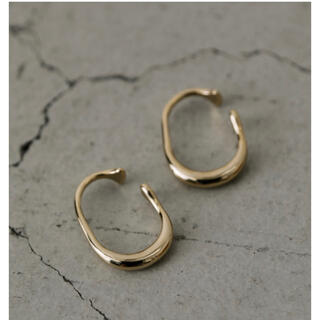 Ameri VINTAGE - RIM.ARK  Under volume ear cuff