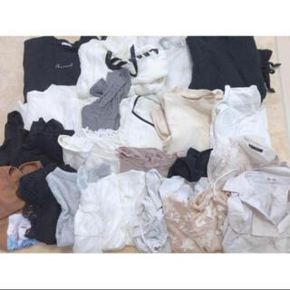 ダズリン(dazzlin)の♡ 送料込総額10万超 洋服まとめ売り80点セット ♡(セット/コーデ)