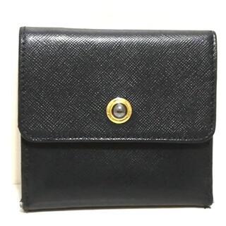 ショーメ(CHAUMET)のショーメ 3つ折り財布 - ダークネイビー(財布)