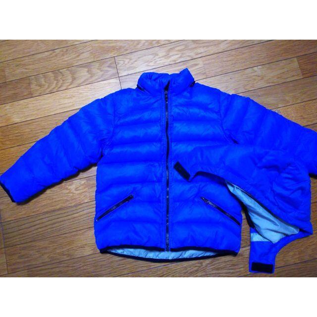GAP Kids(ギャップキッズ)のGAP  ダウン キッズ 120 男の子 キッズ/ベビー/マタニティのキッズ服男の子用(90cm~)(ジャケット/上着)の商品写真