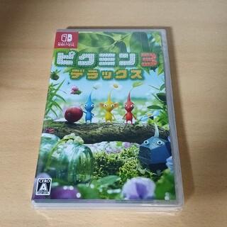 ニンテンドースイッチ(Nintendo Switch)の新品! ピクミン3 デラックス(家庭用ゲームソフト)