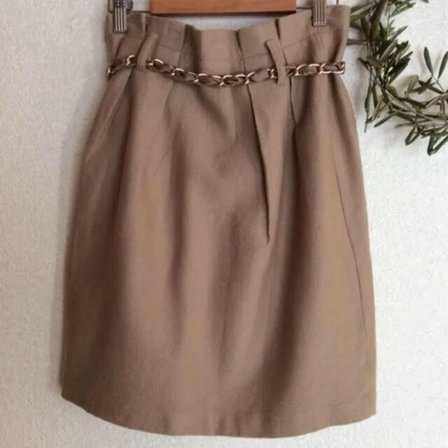 STRAWBERRY-FIELDS(ストロベリーフィールズ)のスカート レディースのスカート(ひざ丈スカート)の商品写真