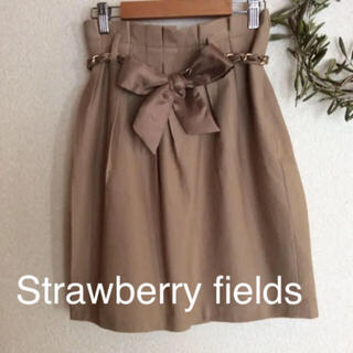 STRAWBERRY-FIELDS - スカート