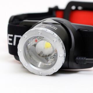 レッドレンザー(LEDLENSER)のレッドレンザー充電式LEDヘッドライト 夜釣り(ルアー用品)