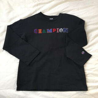 Champion - CHAMPION ロングTシャツ