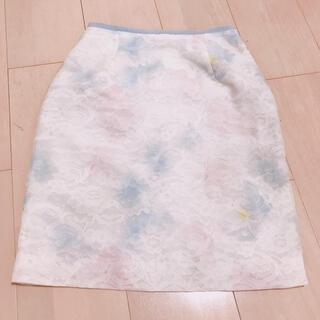 アプワイザーリッシェ(Apuweiser-riche)のアプワイザーリッシェ スカート 0(ひざ丈スカート)