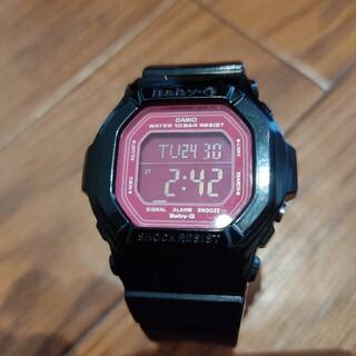 カシオ(CASIO)のカシオ CASIO 腕時計 Baby-G BG-5601 ピンク(腕時計)