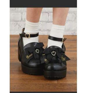 リズリサ(LIZ LISA)のLIZ LISA 靴(ローファー/革靴)