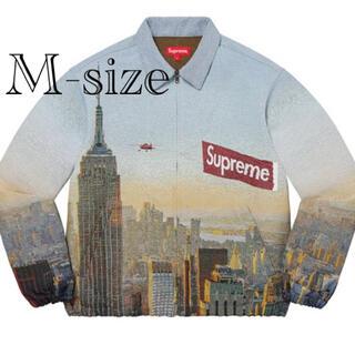 Supreme - Mサイズ aerial tapestry harrington jacket