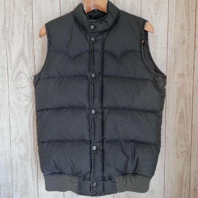 Edition(エディション)のエディション ダウンベスト メンズのジャケット/アウター(ダウンベスト)の商品写真