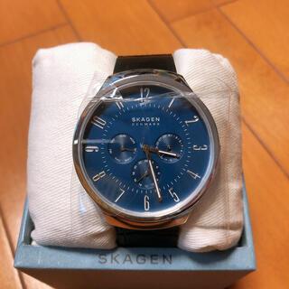 スカーゲン(SKAGEN)の【新品未使用】SKAGENメンズウォッチ(腕時計(アナログ))