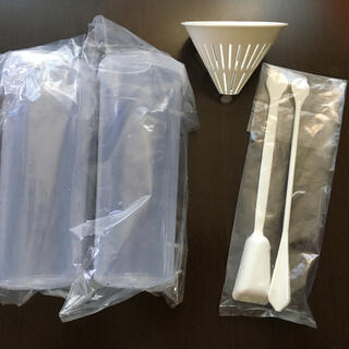 アイリスオーヤマ(アイリスオーヤマ)のヨーグルトメーカー アイリスオオヤマ 付属品(調理道具/製菓道具)