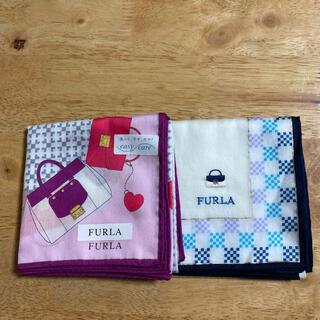 フルラ(Furla)のFURLA ハンカチ 2枚組(ハンカチ)