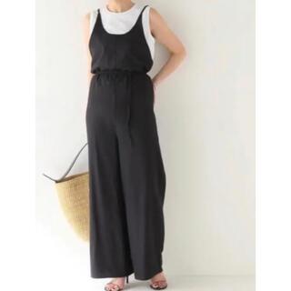 IENA - BASERANGE ベースレンジ Otay Jumpsuit-Raw Silk
