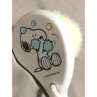 スヌーピー 洗顔ブラシ(洗顔ネット/泡立て小物)