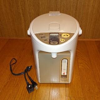 パナソニック(Panasonic)の中古 パナソニック 電気ポット NC-MU303(電気ポット)