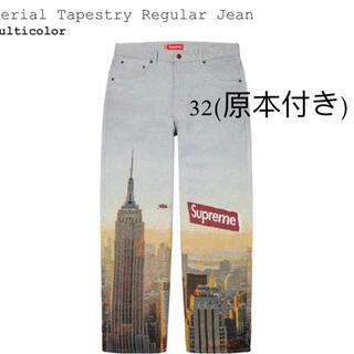 Supreme - Supreme Aerial Tapestry Regular Jean 32