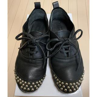 ズッカ(ZUCCa)のzucca  スタッズレザーシューズ(ローファー/革靴)