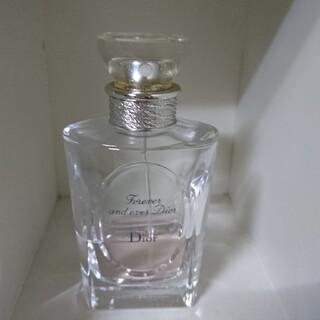 クリスチャンディオール(Christian Dior)のdior forever and ever 50ml(香水(女性用))