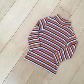 ラーゴム(LAGOM)のLAGOM  タートルネックカットソー 90㎝ 男女兼用(Tシャツ/カットソー)
