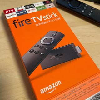 Fire TV stick 第2世代(4K非対応)