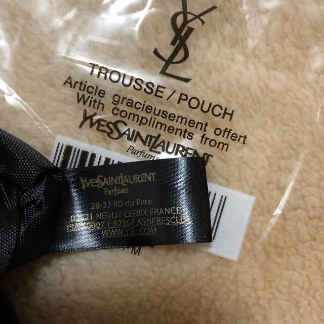Yves Saint Laurent Beaute(イヴサンローランボーテ)のイヴサンローランボーテ ポーチ レディースのファッション小物(ポーチ)の商品写真