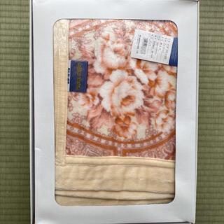ニシカワ(西川)の東京西川 綿毛布 シングルサイズ(毛布)