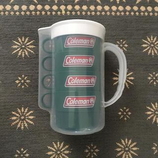 コールマン(Coleman)のコールマン Coleman プラスチックコップセット(食器)
