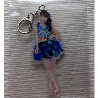 【未使用】石田亜佑美 ★10期バスツアー FSK キーホルダー モーニング娘。