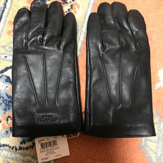 コーチ(COACH)のコーチ メンズ手袋 新品(手袋)