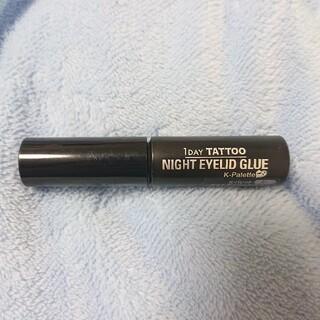 ケーパレット(K-Palette)のフタエラボ NIGHT EYELID GLUE 01(その他)