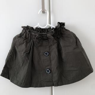 BREEZE スカート 90 女の子 子供服 ブリーズ エフオーキッズ