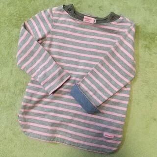 ホットビスケッツ(HOT BISCUITS)の長袖カットソー100(Tシャツ/カットソー)