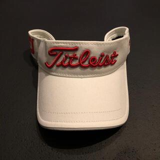 Titleist - タイトリスト ゴルフ用バイザー