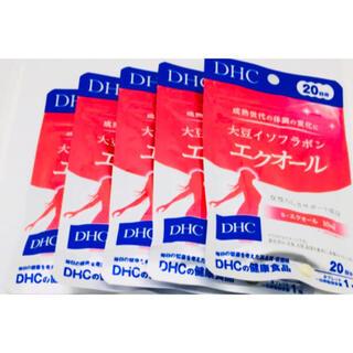 DHC - 大豆イソフラボン エクオール 20×5 大人気