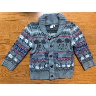 Disney - ディズニー ミッキーセーター 100サイズ