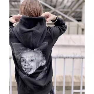 sacai - SACAI 2020FW Einstein picture hoodie