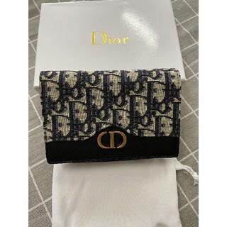クリスチャンディオール(Christian Dior)の素敵 ディオール★DIOR 財布 折り財布 美品(財布)