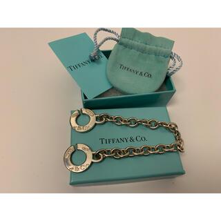 ティファニー(Tiffany & Co.)のティファニー サークル ブレスレット AD1(ブレスレット)