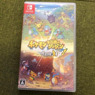 Nintendo Switch - Switch ポケモン不思議のダンジョン 救助隊DX