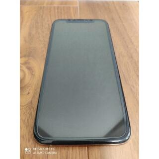 アップル(Apple)のiPhone Xs Gold 64 GB docomo SIMフリー ジャンク(スマートフォン本体)