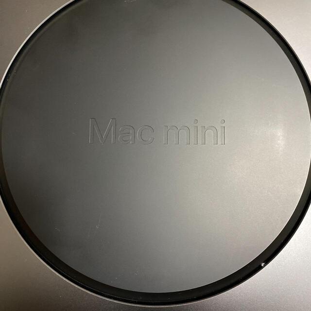 Mac (Apple)(マック)のMac mini 2018 スマホ/家電/カメラのPC/タブレット(デスクトップ型PC)の商品写真