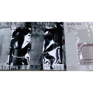 カネボウ(Kanebo)のカネボウ クリーム イン デイ スキン エッセンス V  ナイトリピッドウェア(サンプル/トライアルキット)