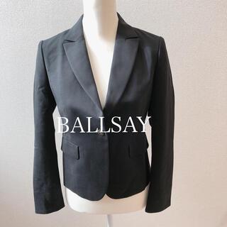 ボールジィ(Ballsey)のBALLSAY ボールジィ テーラードジャケット ブラック(テーラードジャケット)