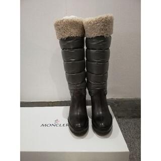 モンクレール(MONCLER)のモンクレール ロングブーツ size36(ブーツ)