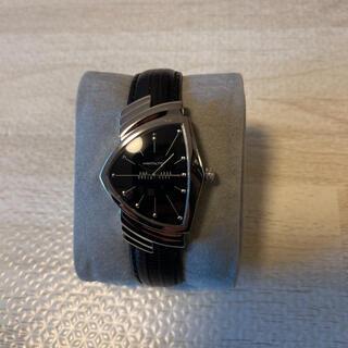ベンチュラ(VENTURA)の人気品! HAMILTON ベンチュラ H244110 エルビスプレスリー 銀(腕時計(アナログ))