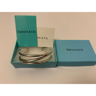 ティファニー(Tiffany & Co.)のティファニー ダイアゴナル ダイヤゴナル バングル AD3(ブレスレット/バングル)