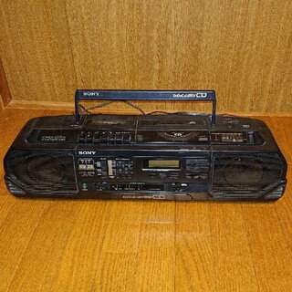 ソニー(SONY)のSONY  ステレオ ラジカセ CFD-D73(ラジオ)